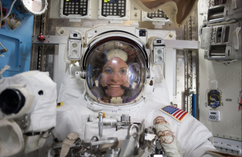 Napa-raised astronaut Kate Rubins prepares for return to International Space Station in October