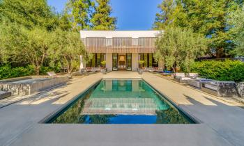 Home of the Week: Simply Elegant Napa Valley Retreat